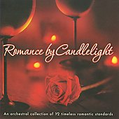 The Chris McDonald Jazz Orchestra: Romance By Candlelight *