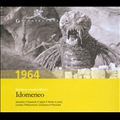 Mozart: Idomeneo / Pritchard