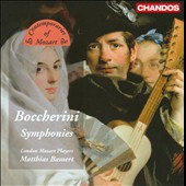 Luigi Boccherini: Symphonies