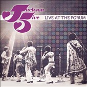 The Jackson 5: Live at the Forum