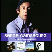 Serge Gainsbourg: 4 CD Originals [Box]