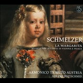 Schmelzer: La Margarita; Musica per la corte di Vienna e Praga