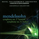 Mendelssohn: Symphonies 3 & 4