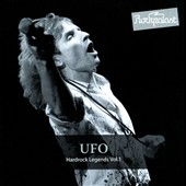 UFO: Rockpalast: Hard Rock Legends, Vol. 1