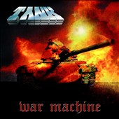 Tank (Heavy Metal): War Machine