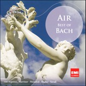 Air: Best of Bach / van Asperen, Marriner, Menuhin, Savall
