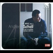 The Voice, Vol. 2 / Andreas Scholl: The Art of Folksong & Baroque Cantatas