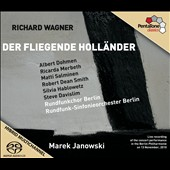 Wagner: Der fliegende Holl&auml;nder / Janowksi, Salminen, Merbeth, Hablowetz