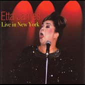 Etta James: Live in New York