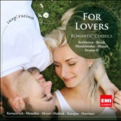 For Lovers: Romantic Classics / Beethoven, Burch, Mendelssohn, Mozart, Strauss II