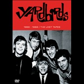 The Yardbirds: Paris 1966-1968: The Lost Tapes [Video]