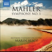 Mahler: Symphony No. 1 / Marin Alsop, Baltimore Symphony Orchestra