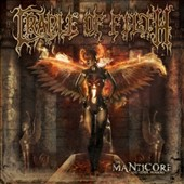 Cradle of Filth: The Manticore and Other Horrors