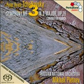 Tchaikovsky: Symphony No. 3; Coronation March / Mikhail Pletnev