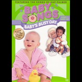 Hap Palmer: Baby Songs: Baby's Busy Day