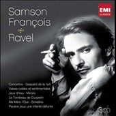 Ravel: Concertos and Solo Piano Works / Samson Francois, piano [3 CDs]