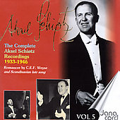 The Complete Aksel Schiotz Recordings Vol 5