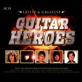 Various Artists: Latest & Greatest Guitar Heroes