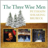 Dave Brubeck/George Shearing/Oscar Peterson: Three Wise Men