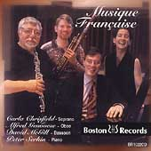 Musique fran&#231;aise / Serkin, McGill, Genovese, Chrisfield
