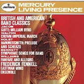 British & American Band Classics / Fennell, Eastman Winds