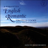 Greville Cooke: A Forgotten English Romantic