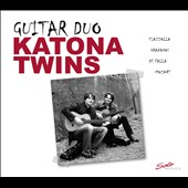 Guitar Duo - Katona Twins. Works by Piazzolla, Grandos, de Falla, Mozart / Peter and Zoltan Katona