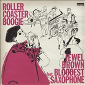 Jewel Brown: Roller Coaster Boogie