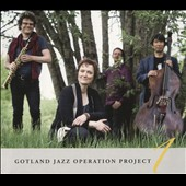 Gunnel Mauritzson/Jean-Simon Maurin/Yasuhito Mori: Gotland Jazz Operation Project I [Digipak]