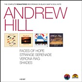 Andrew Hill: Andrew Hill: The Complete Remastered Recordings [Box]
