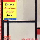 Eastman American Music Series Vol 6 - Israel, et al