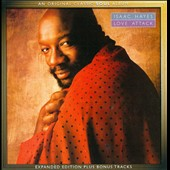 Isaac Hayes: Love Attack [Expanded Edition]