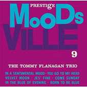 Tommy Flanagan/Tommy Flanagan Trio: Tommy Flanagan Trio [1960]