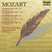 Classics - Mozart: Symphonies 10, 42, 12, 46, 13 / Mackerras