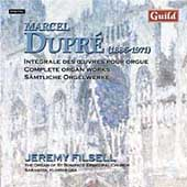 Dupr&#233;: Complete Organ Works Vol 5 / Jeremy Filsell