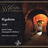 Verdi: Rigoletto / Picco, Callas, Di Stefano, et al