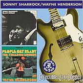 Sonny Sharrock: Black Woman