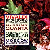 Vivaldi: Four Seasons, etc / Quarta, Orbelian, Moscow CO