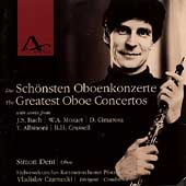 The Greatest Oboe Concertos - Bach, Mozart, Cimarosa