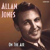 Allan Jones (Singer): Gentleman of Song: On the Air with the Woody Herman Orchestra *