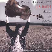 Bach: 6 Suites for Cello Solo / Matt Haimovitz