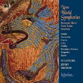 Baroque Music from Latin America 1- New World Symphonies