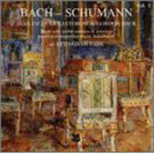 Bach-Schumann: Violin Sonatas and Partitas Vol 1 / Kantorow