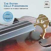 The British Cello Phenomenon / du Pré, Marriner, Isserlis