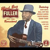 Blind Boy Fuller: Remastered 1935-1938 [Box]