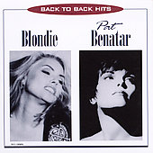 Pat Benatar/Blondie: Back To Back Hits (EMI)