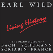 Living History - Bach, Schumann, Scriabin, et al / Wild