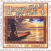 Various Artists: Hawaiian Style, Vol. 4