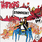 The Meteors (Psychobilly): Stampede [Digipak] [Limited]