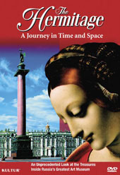 The Hermitage: A Journey in Time and Space [DVD]